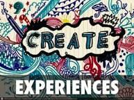 CREATE EXPERIENCES