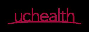 UC Health Logo maroon